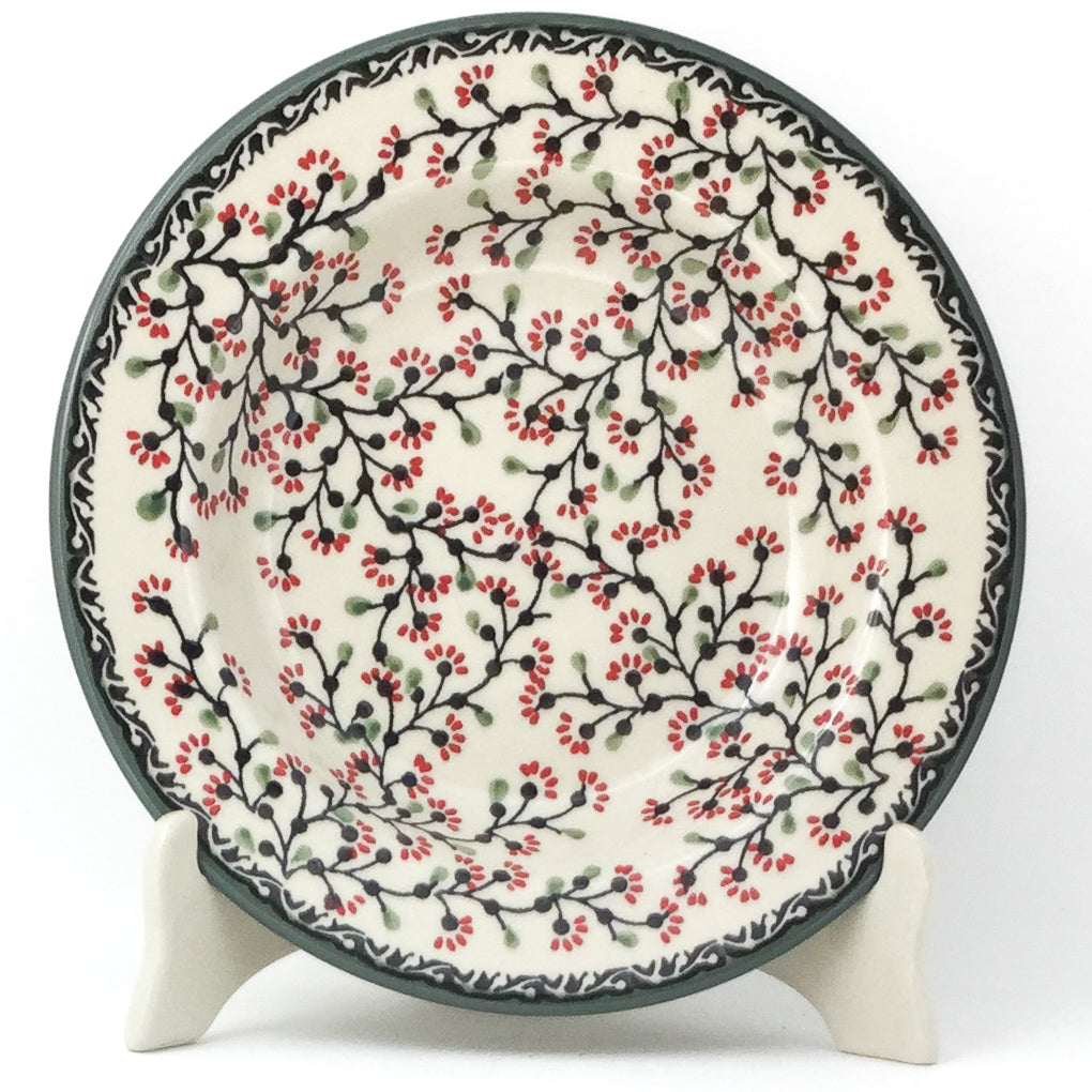 Soup Plate in Japanese Cherry
