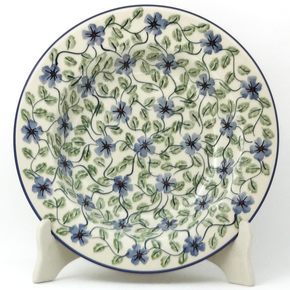 Soup Plate in Blue Clematis