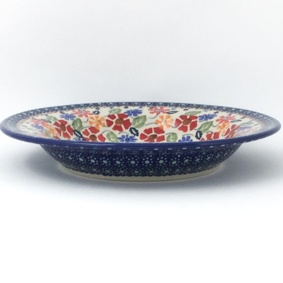 Soup Plate in Wild Flowers