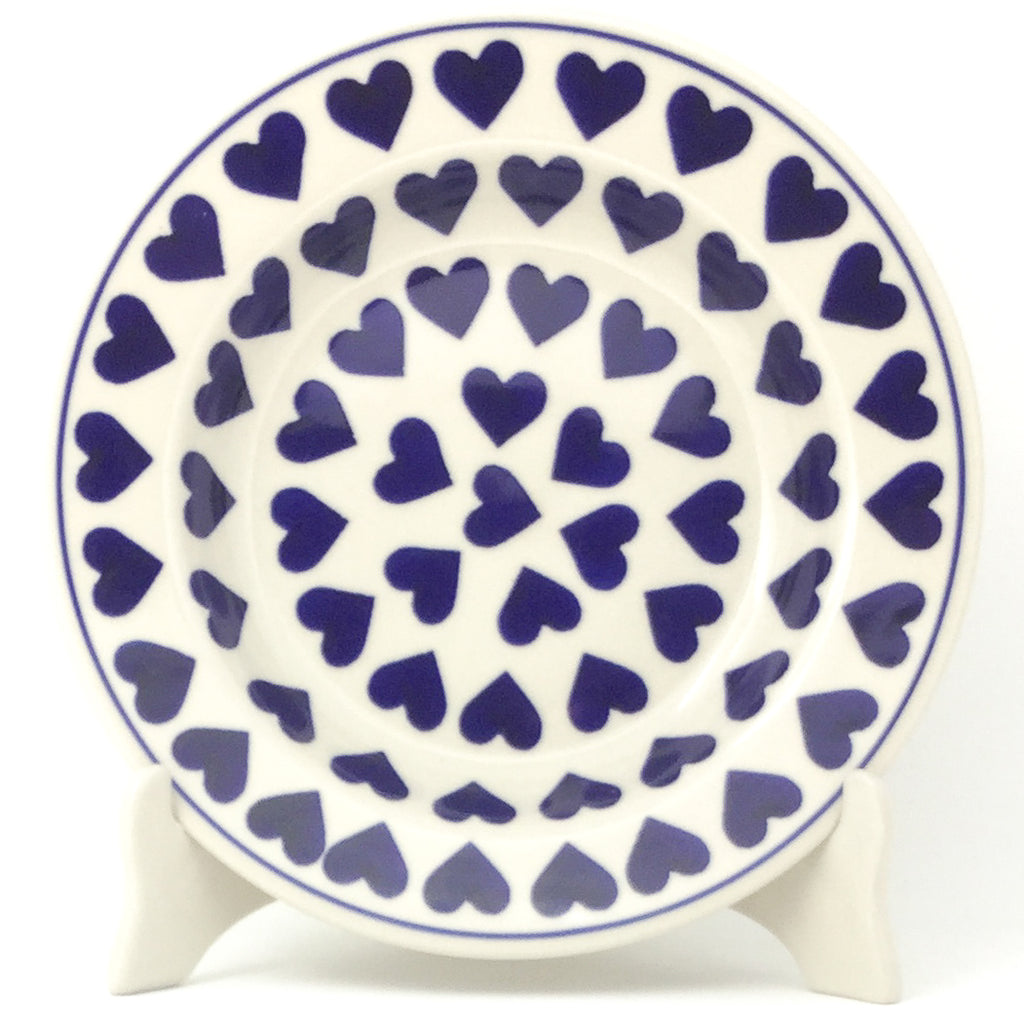 Soup Plate in Large Hearts