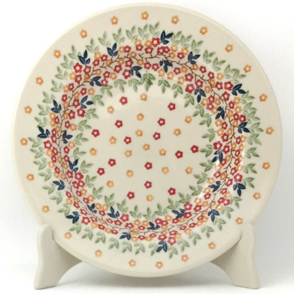 Soup Plate in Tiny Flowers