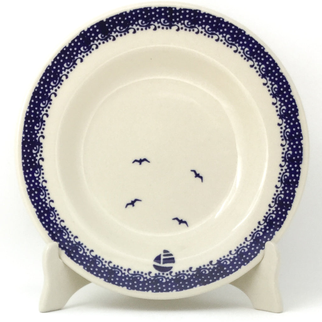 Soup Plate in Sailboat
