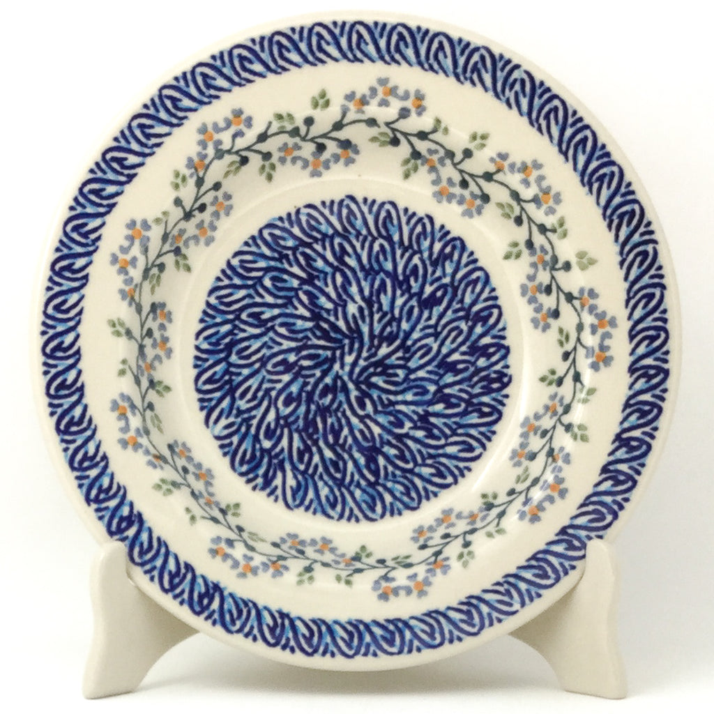 Soup Plate in Blue Meadow