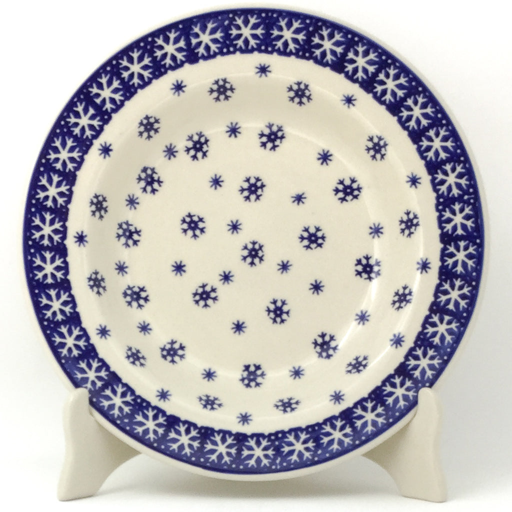 Soup Plate in Snowflake