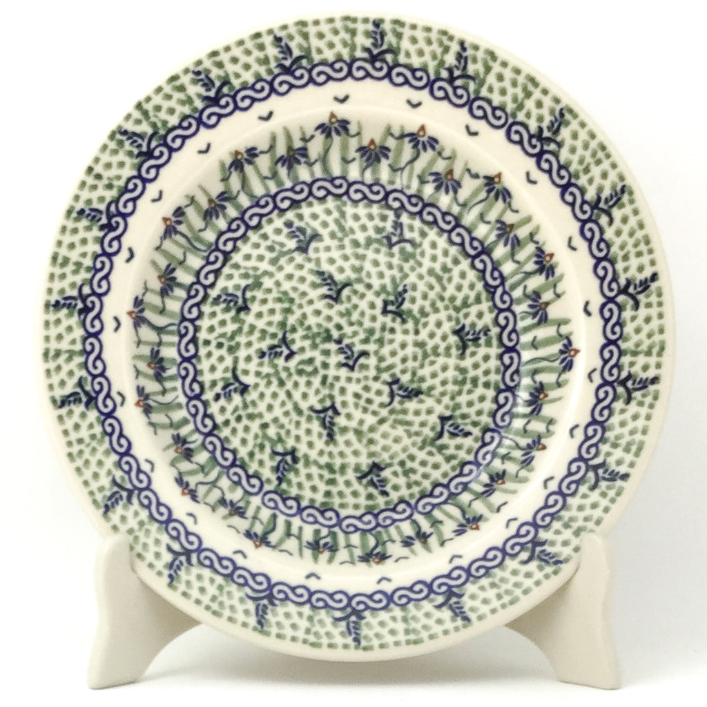 Soup Plate in Blue Iris