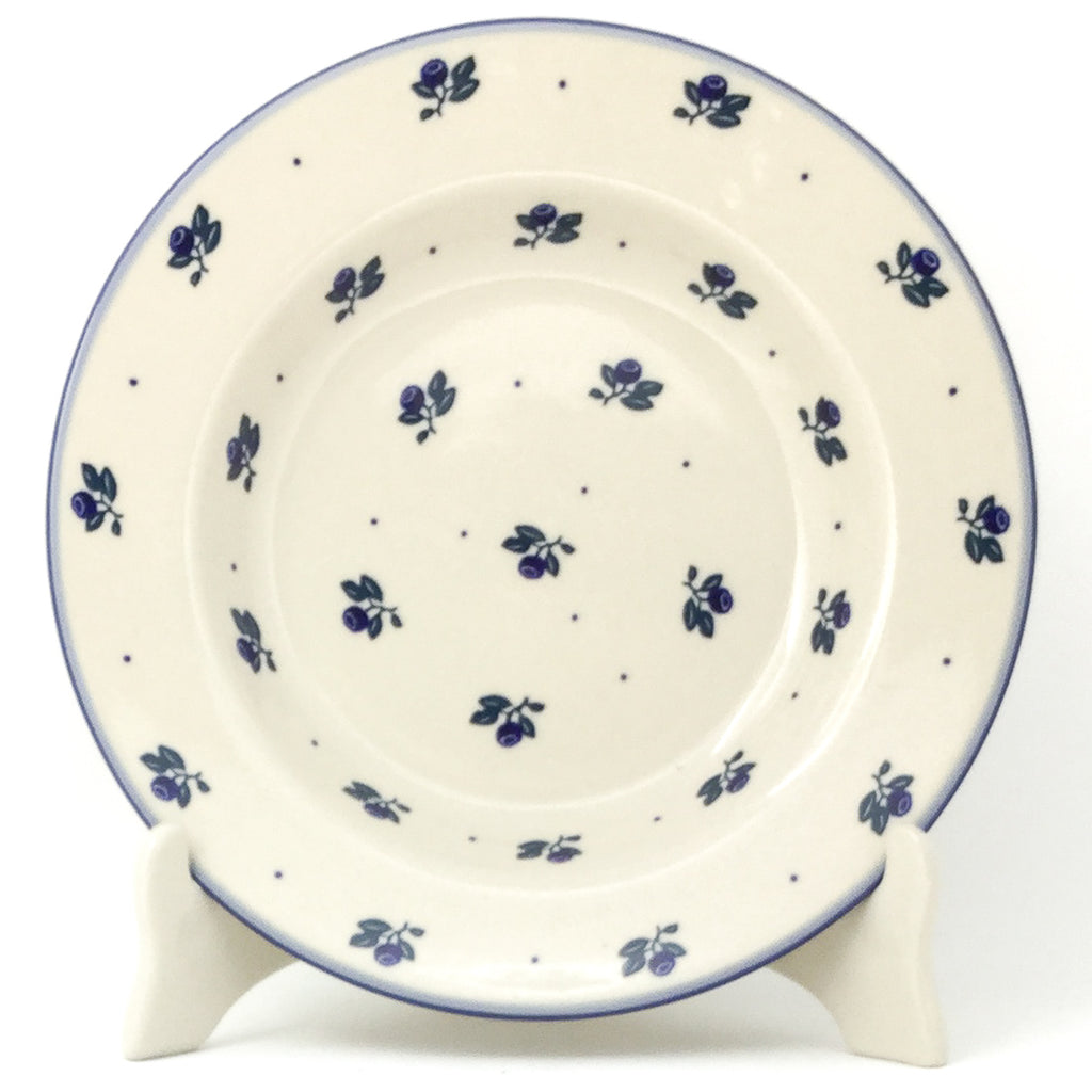 Soup Plate in Blueberry