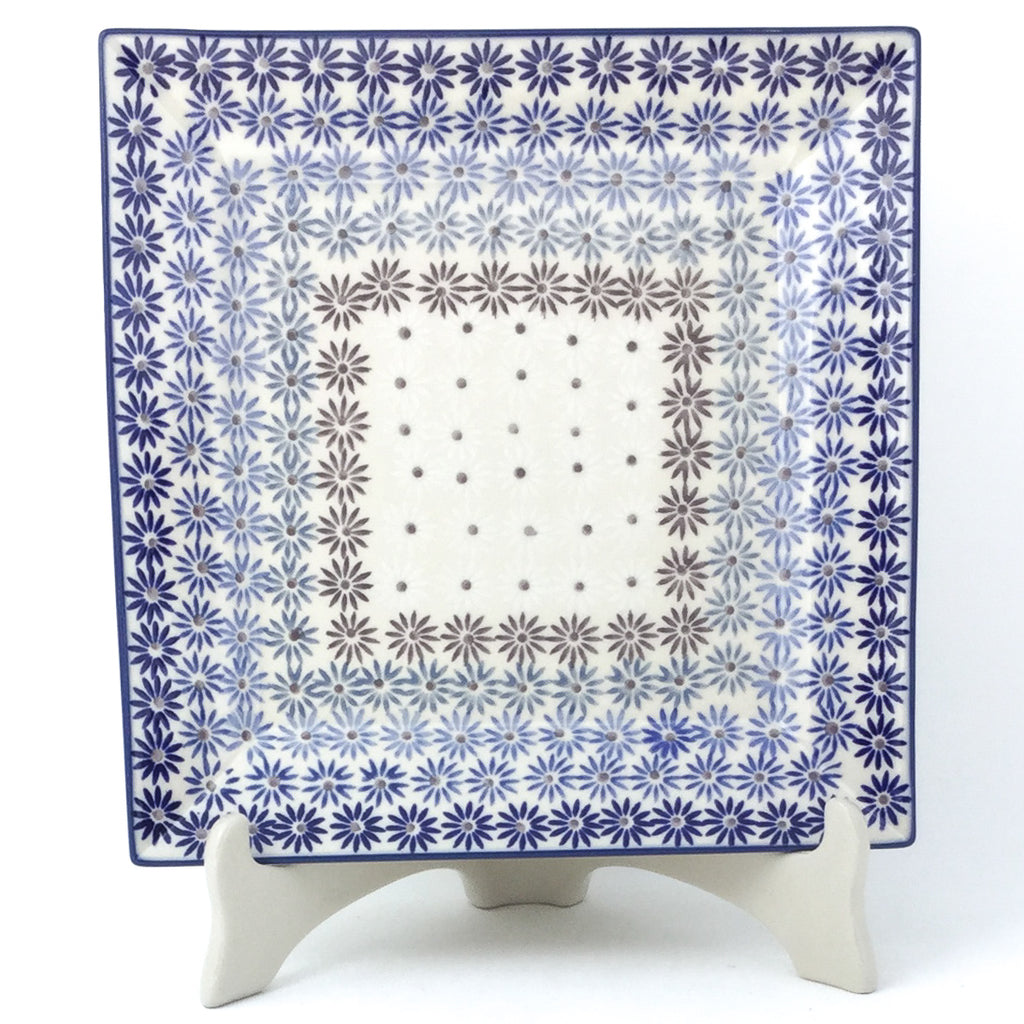Square Dinner Plate in All Stars