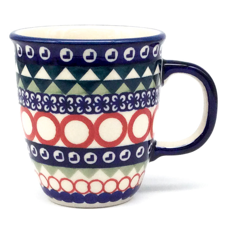 "Dinner Plate 10"" in Blue Tulips"