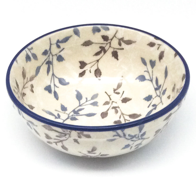 Deviled Egg Plate in Blue Tulips