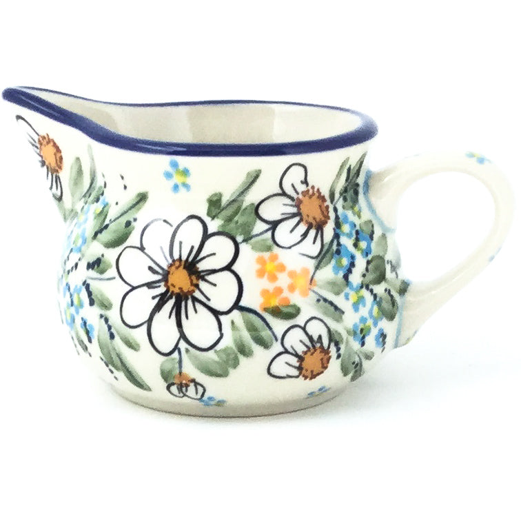 Creamer 6 oz in Spectacular Daisy