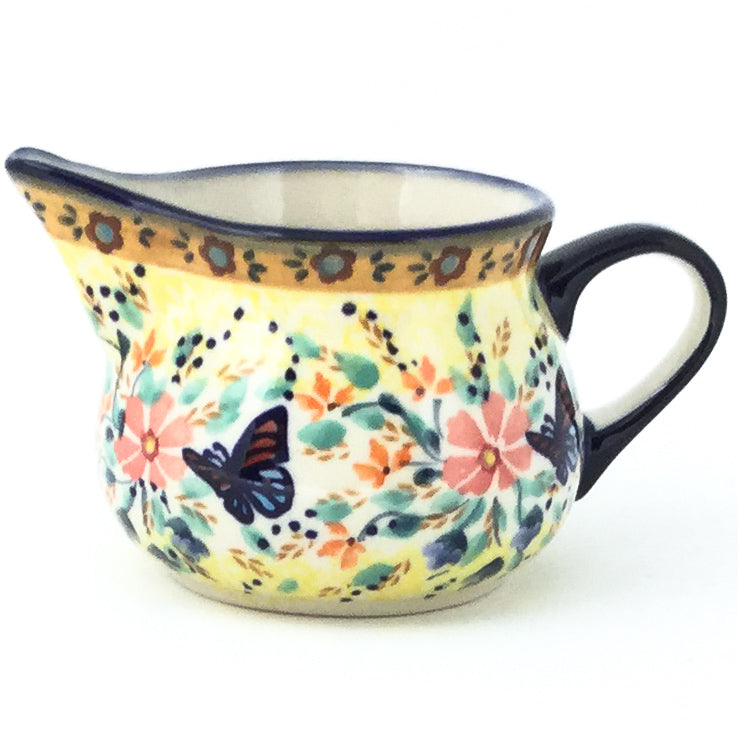 Creamer 6 oz in Butterfly Meadow