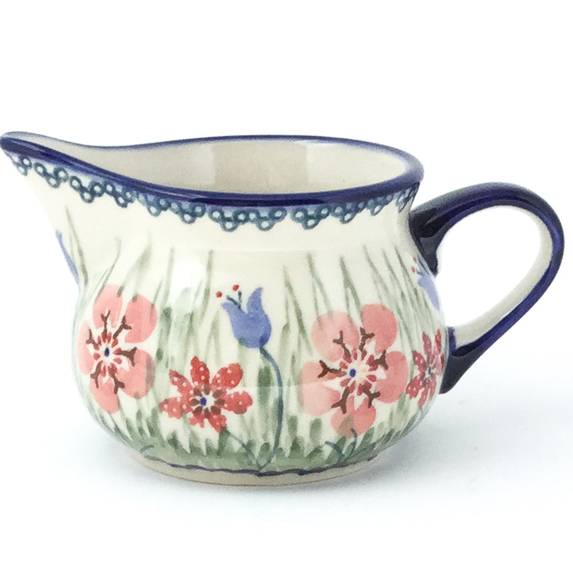 Creamer 6 oz in Spring Meadow