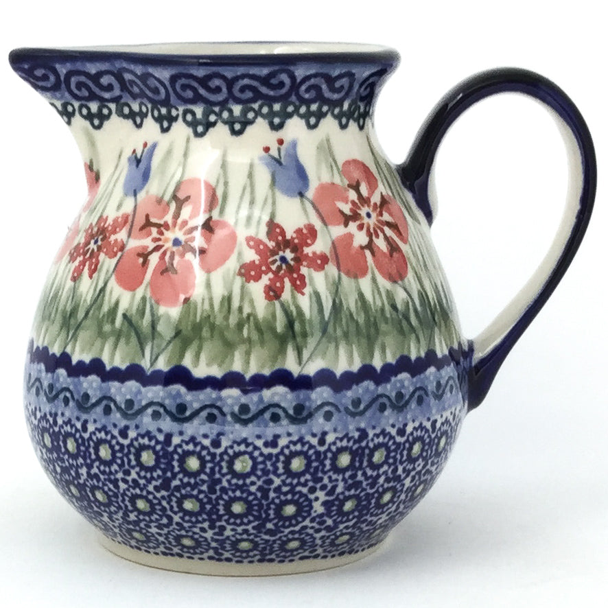 Family Style Creamer 16 oz in Spring Meadow