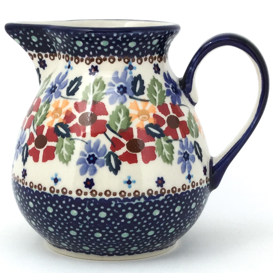 Family Style Creamer 16 oz in Wild Flowers