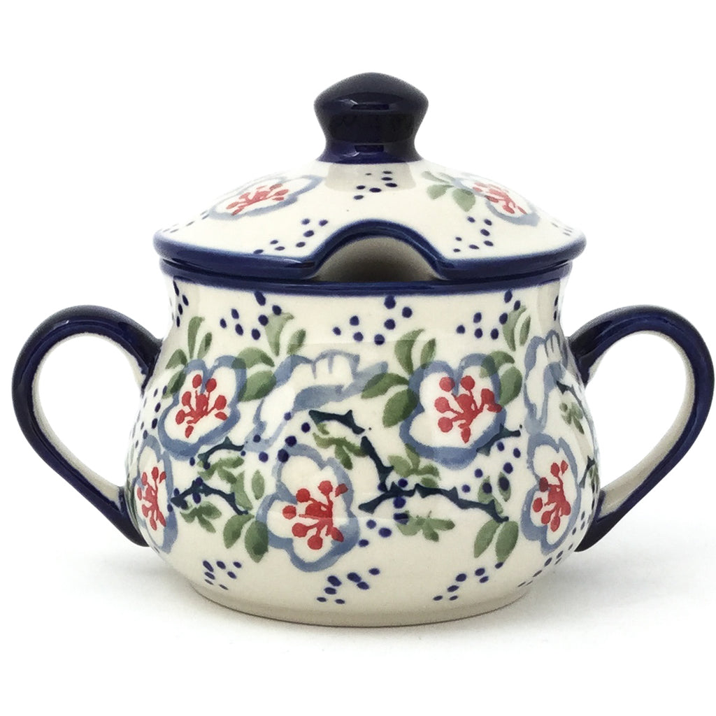 Family Style Sugar Bowl 14 oz in Japanese Garden