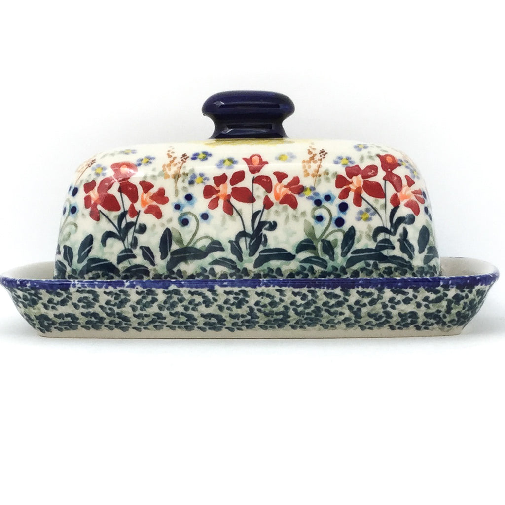 Butter Dish in Country Summer