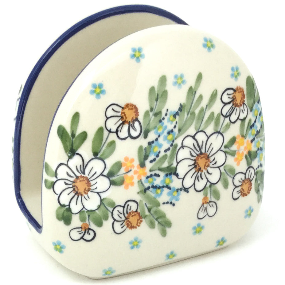 Napkin Holder in Spectacular Daisy