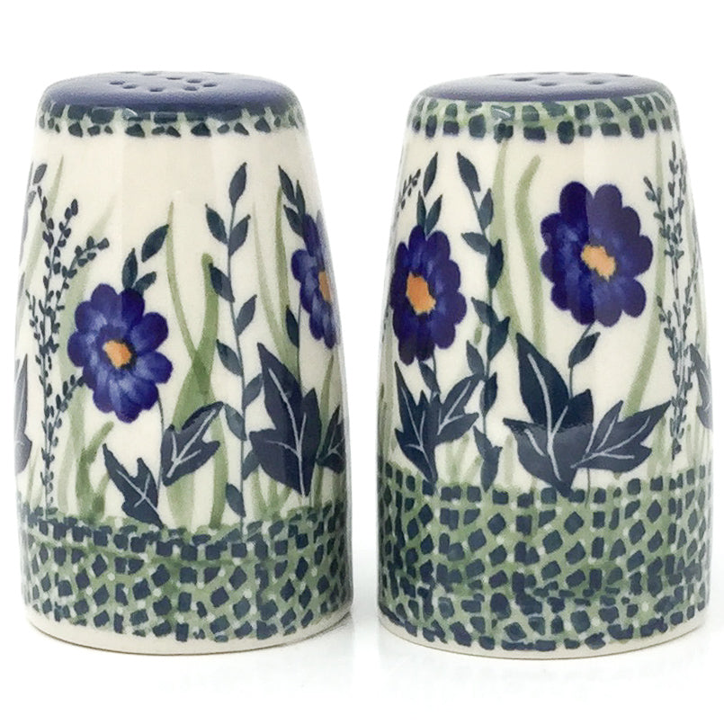 Salt & Pepper Set in Wild Blue