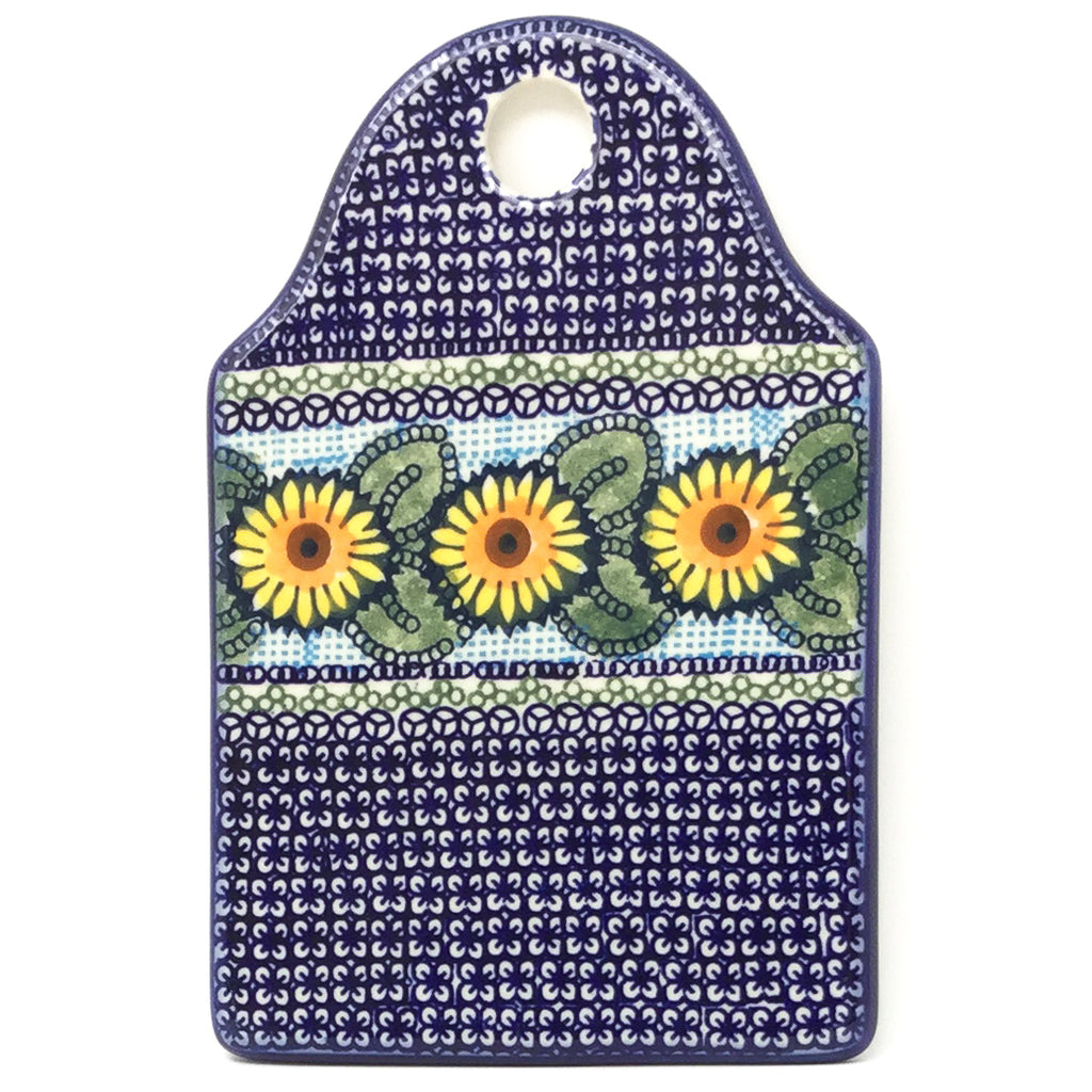 Cutting Board in Sunflowers