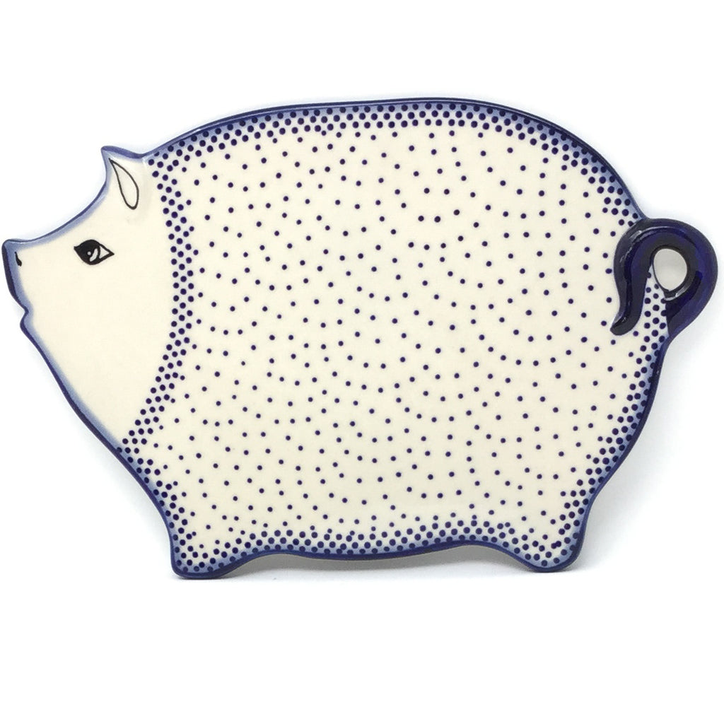 Piggy Cutting Board in Simple Elegance