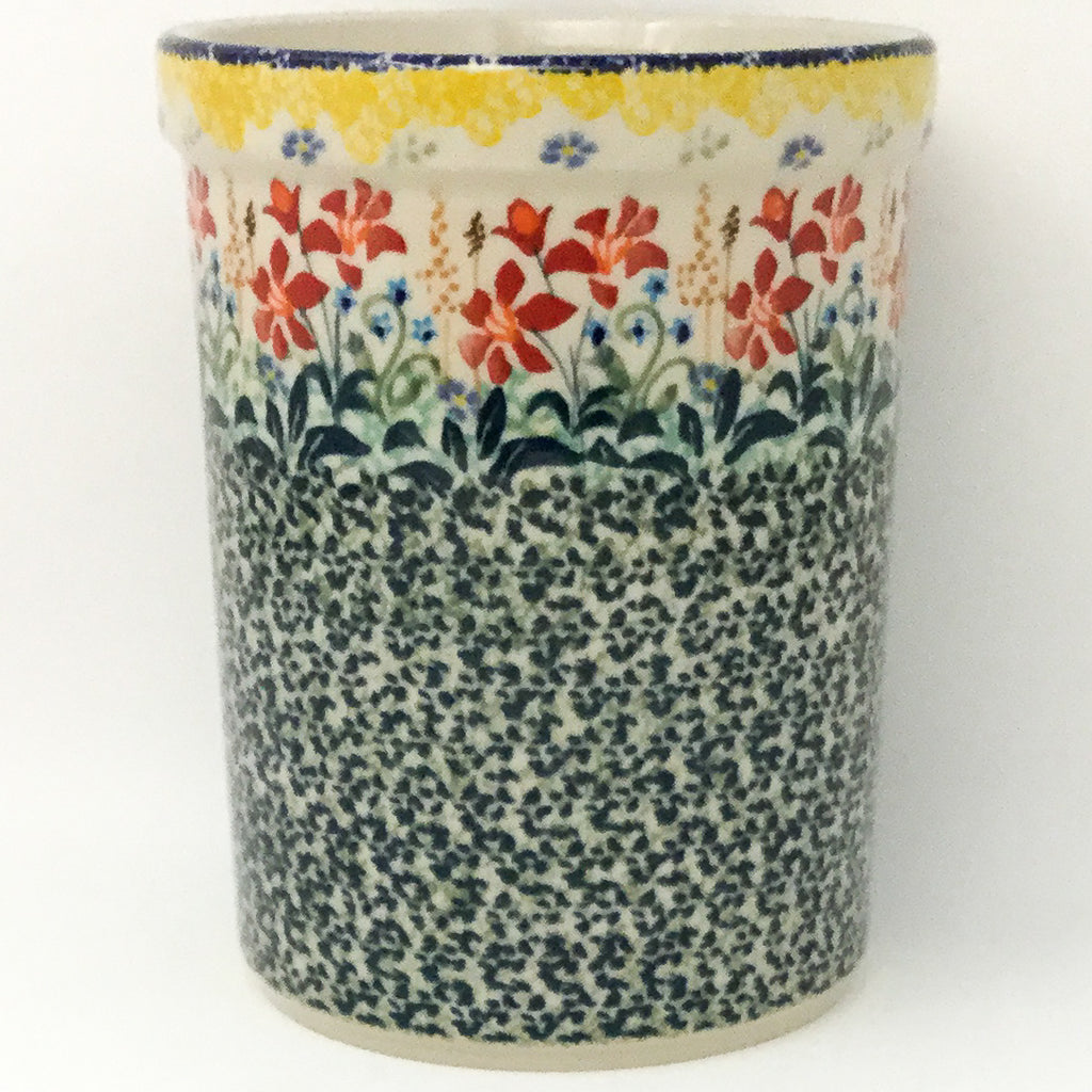 Utensil Holder 2 qt in Country Summer