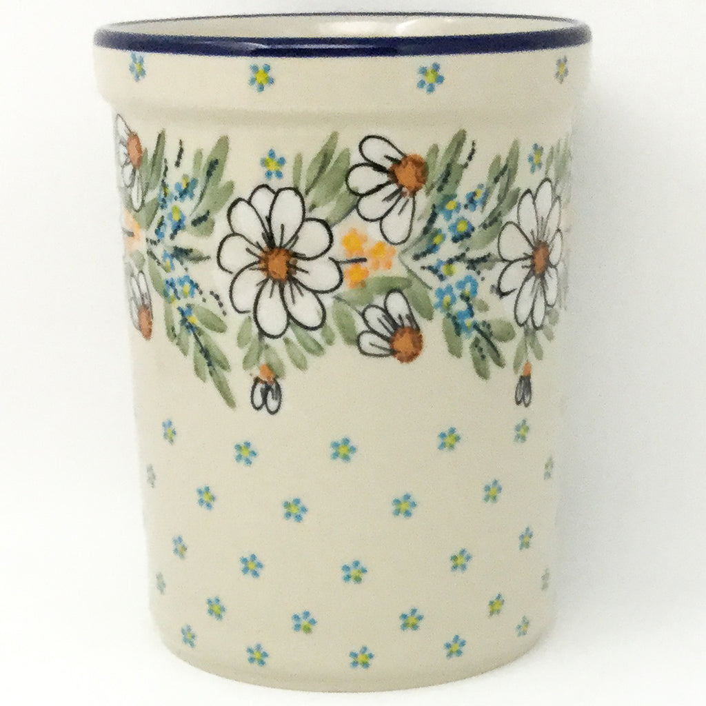 Utensil Holder 2 qt in Spectacular Daisy