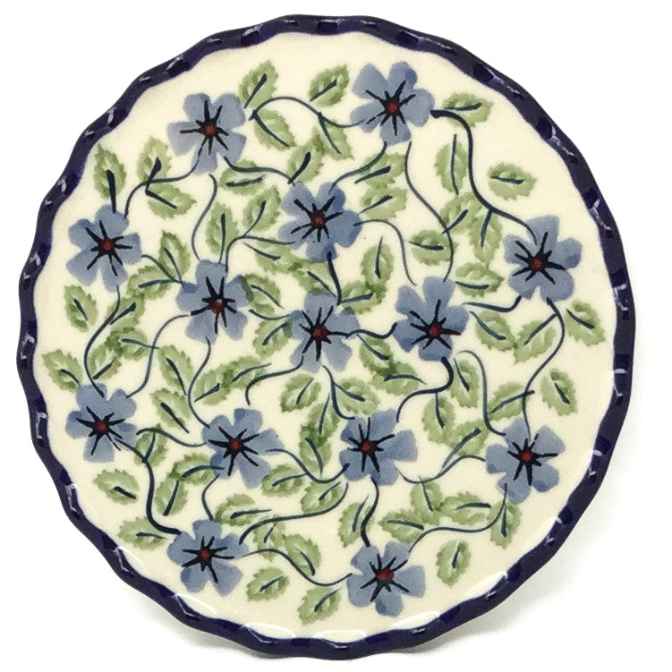 Trivet in Blue Clematis