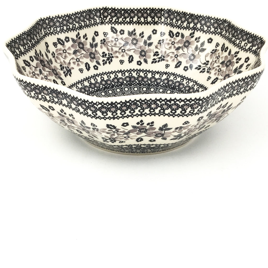 Md New Kitchen Bowl in Gray & Black