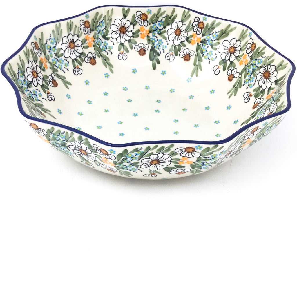 Lg New Kitchen Bowl in Spectacular Daisy