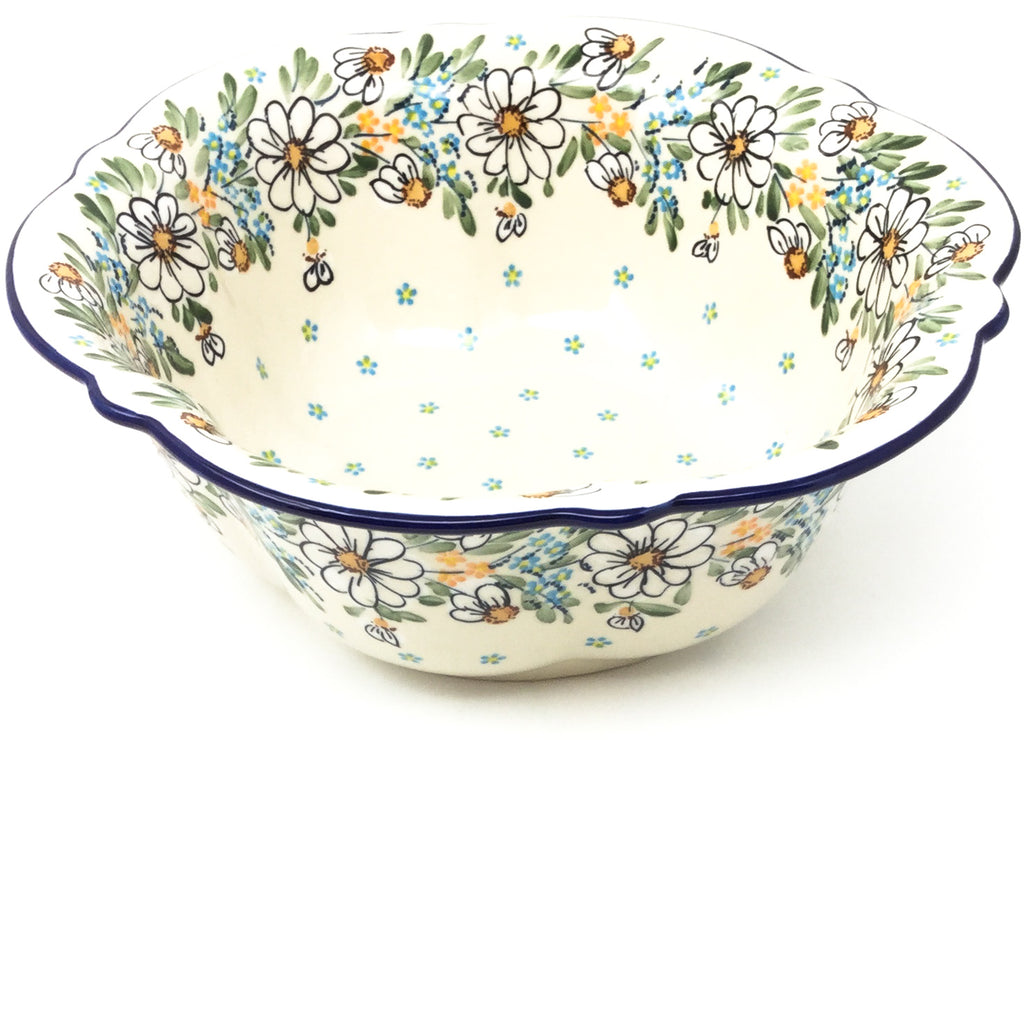 Md Retro Bowl in Spectacular Daisy