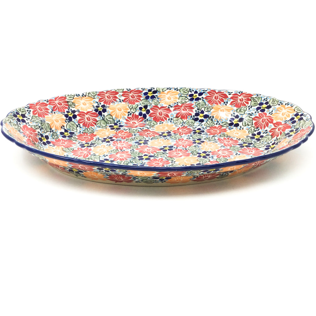 Oval Basia Platter in Just Glorious