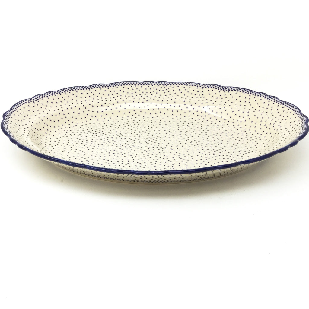 Oval Basia Platter in Simple Elegance