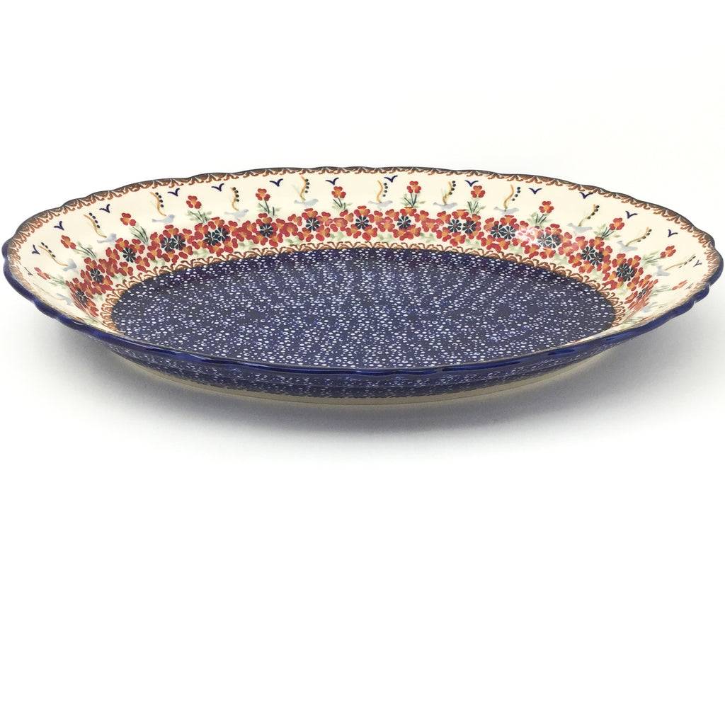 Oval Basia Platter in Simply Beautiful