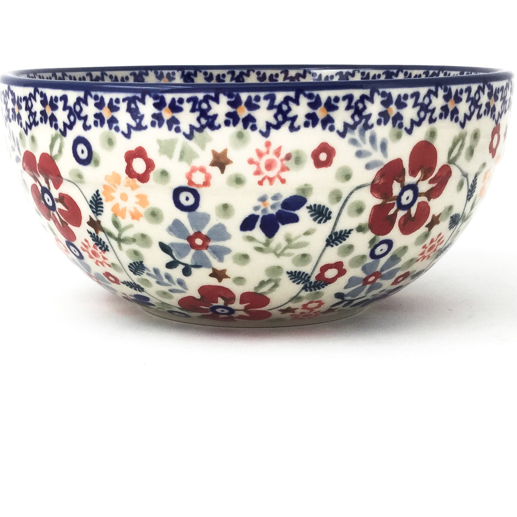Soup Bowl 24 oz in Summer Arrangement