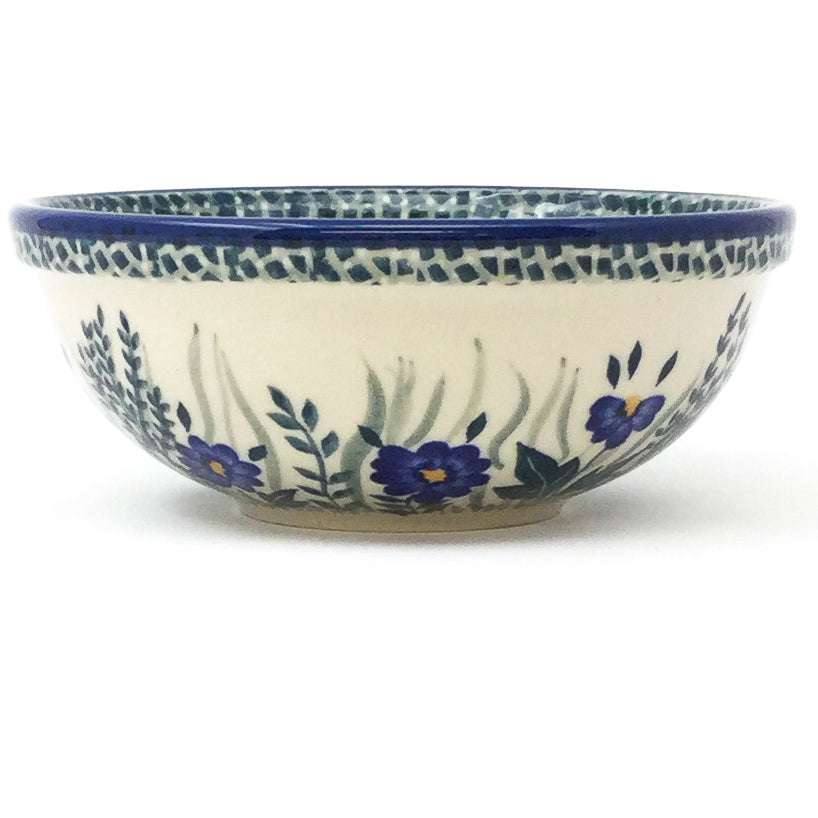 Dessert Bowl 12 oz in Wild Blue