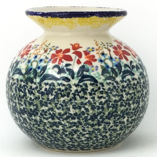 Round Vase in Country Summer