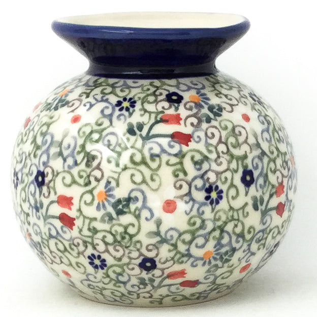 Round Vase in Early Spring