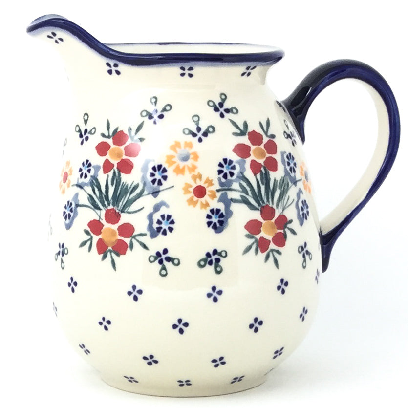 Pitcher 1 qt in Delicate Flowers