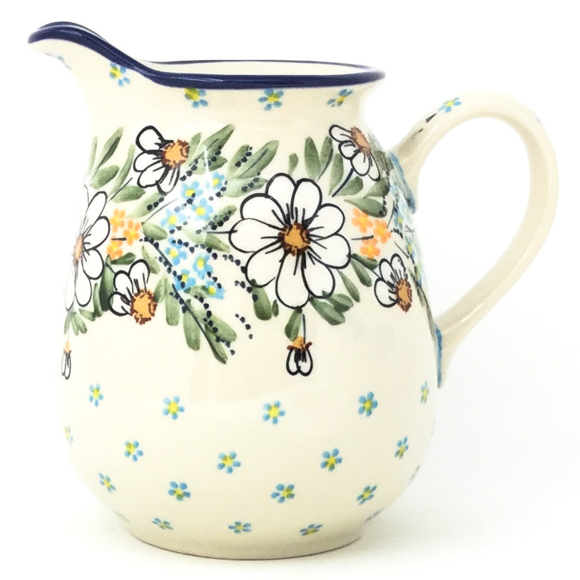 Pitcher 1 qt in Spectacular Daisy