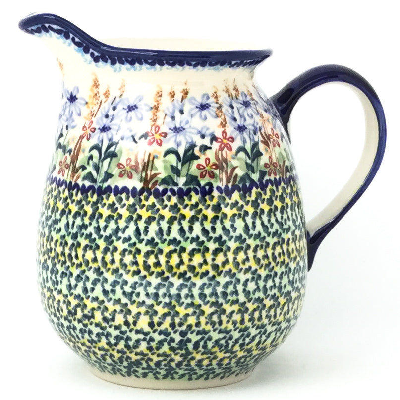 Pitcher 1 qt in Country Spring