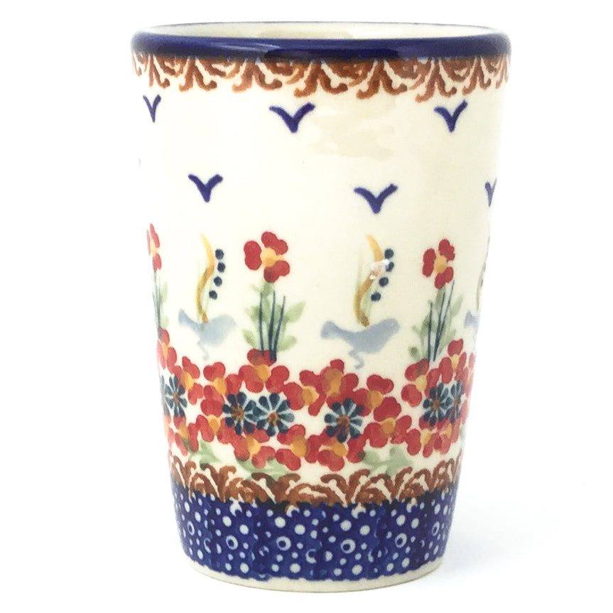 Toothbrush Holder/Cup in Simply Beautiful