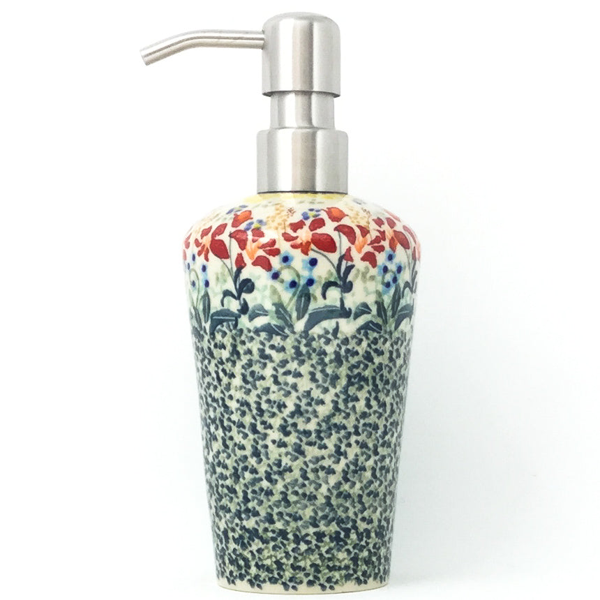 Soap Dispenser in Country Summer