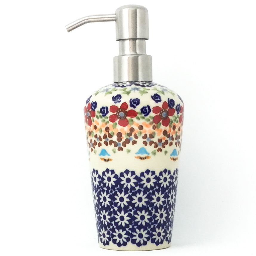Soap Dispenser in Summer