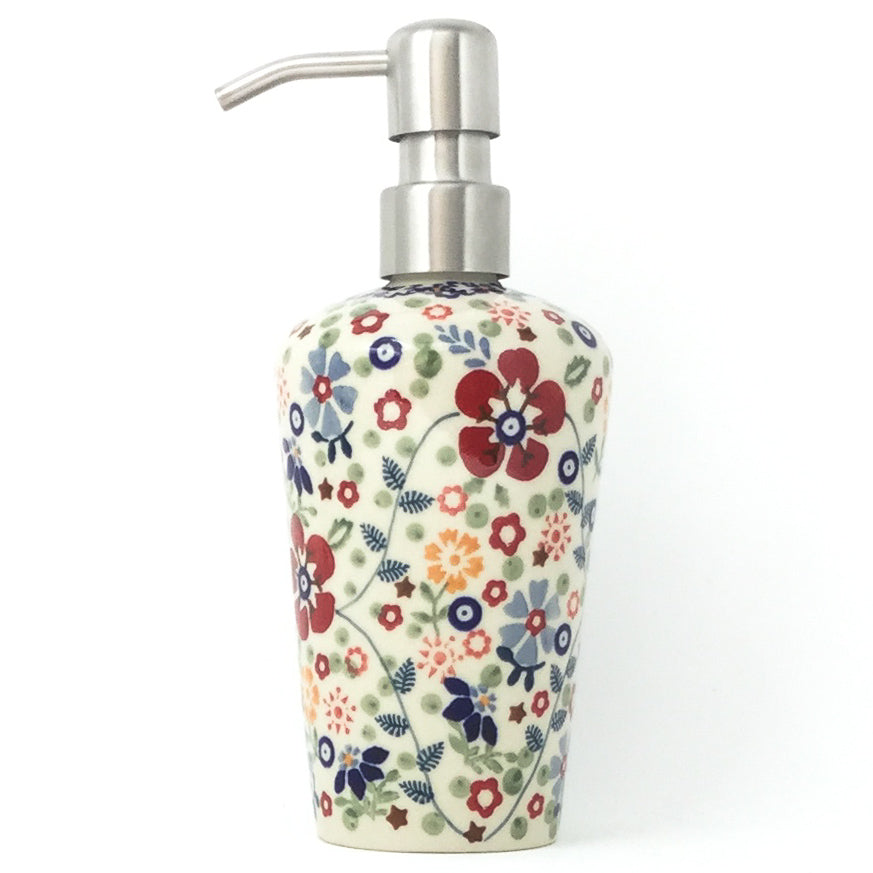 Soap Dispenser in Summer Arrangement