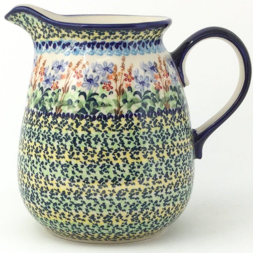 Pitcher 2 qt in Country Spring