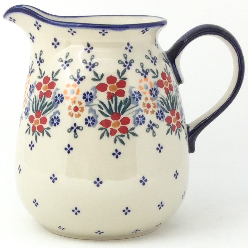 Pitcher 2 qt in Delicate Flowers