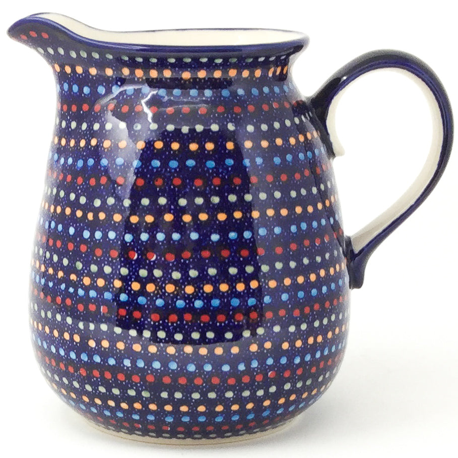 Pitcher 2 qt in Multi-Colored Dots
