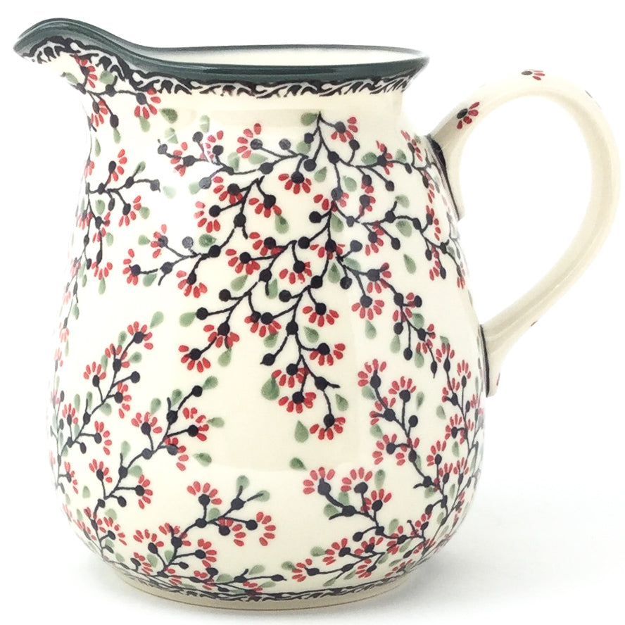 Pitcher 2 qt in Japanese Cherry