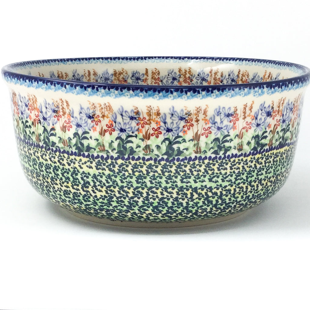 Family Deep Bowl in Country Spring