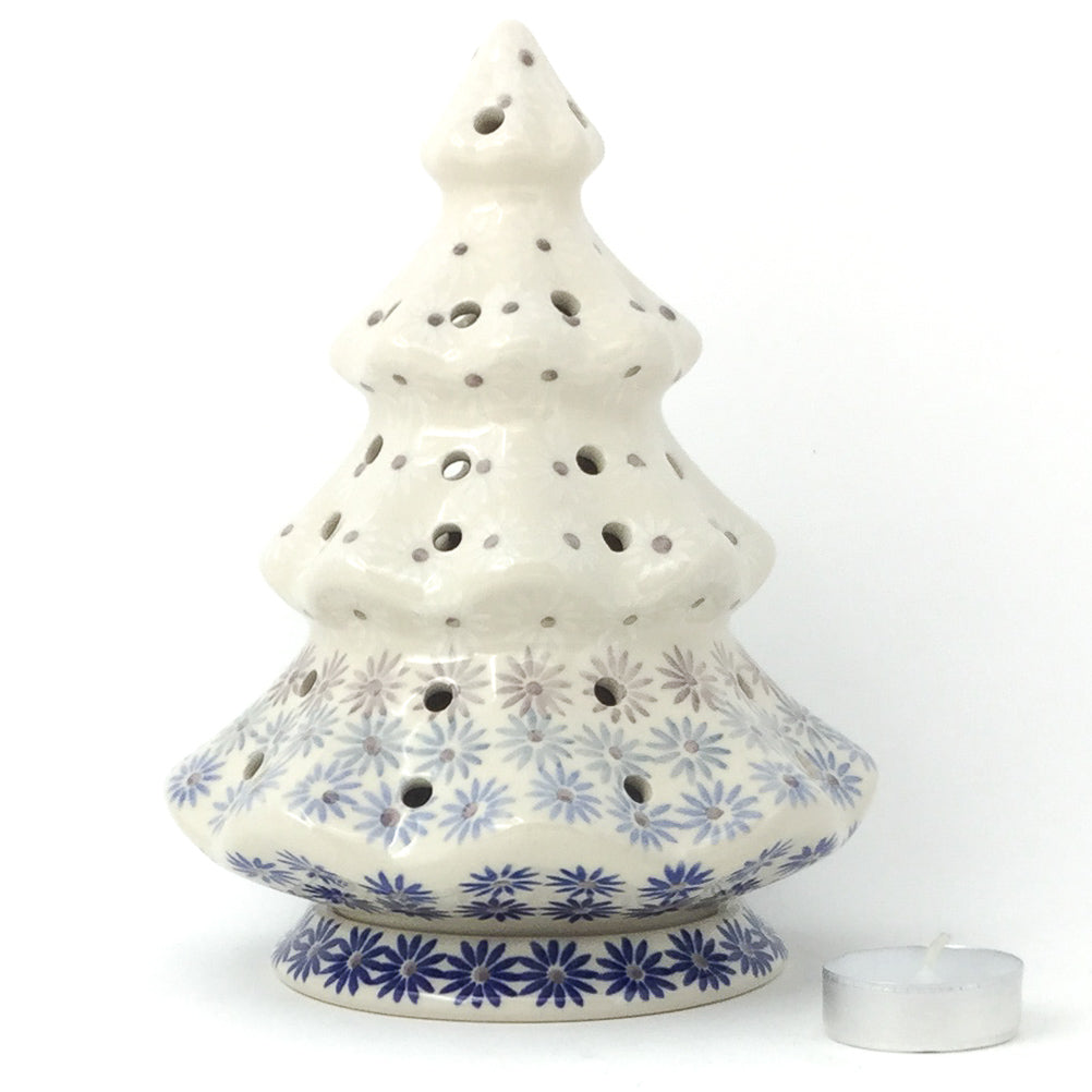Tree Tea Candle Holder in All Stars